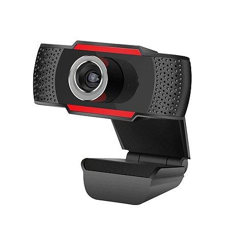 Webcam Full Hd 1080p Com Microfone Integrado - Usb