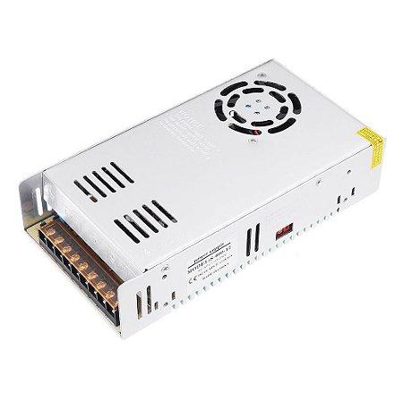 Fonte Chaveada 12V 50A 600w - Bi-volt
