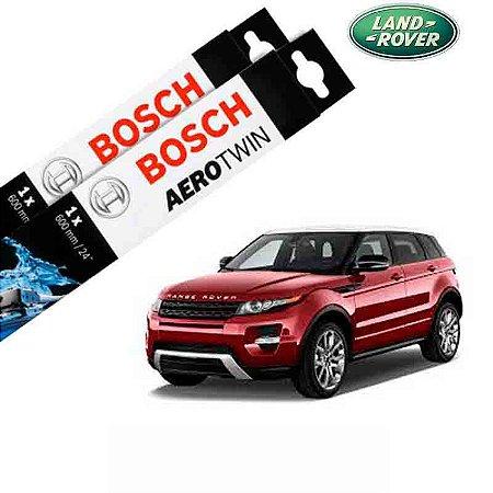 Kit Palheta Limpador Range Rover Evoque 2011-2016 - Bosch