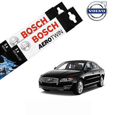 Kit Palheta Limpador S80 2004-2005 - Bosch