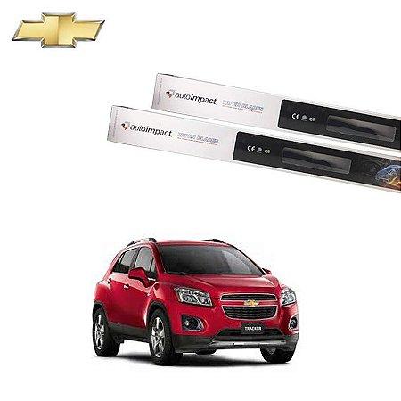 Kit Palheta Limpador Gm Tracker 2013-2016 - Auto Impact
