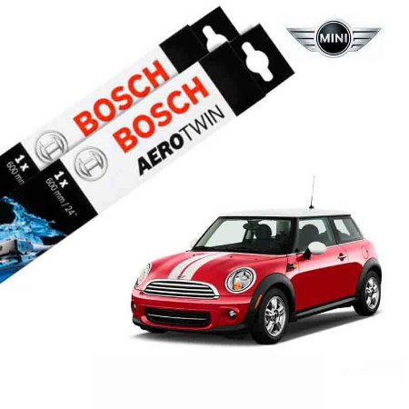 Kit Palheta Limpador Cooper Coupe 2011-2016 - Bosch