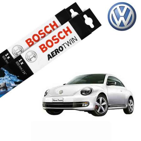 Kit Palheta Limpador Fusca Beetle 2011-2016 - Bosch