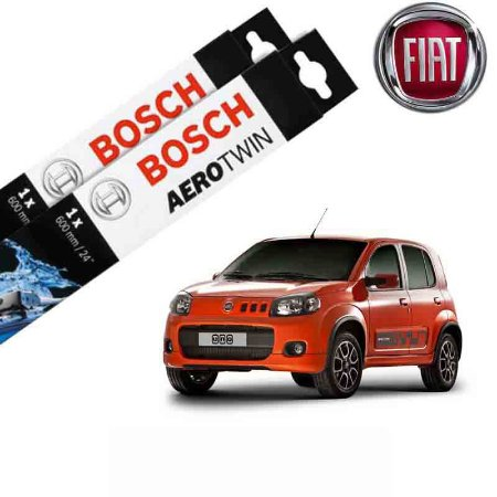 Kit Palheta Limpador Uno Evo 2015-2016 - Bosch