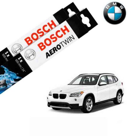 Kit Palheta Limpador X1 2009-2016 - Bosch