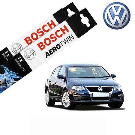 Kit Palheta Limpador Passat 2005-2012 - Bosch