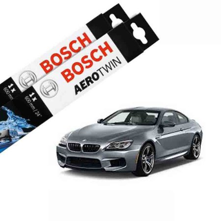 Kit Palheta Limpador M6 2012-2016 - Bosch