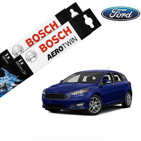 Kit Palheta Limpador Focus 2014-2016 - Bosch
