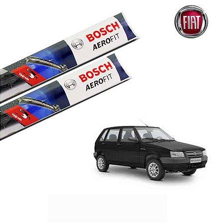 Palheta Limpador Parabrisa Uno Mille 1984-2010 Bosch Orig.