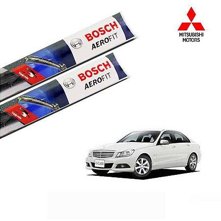 Palheta Limpador Parabrisa C200 2004 a 2007 Original Bosch