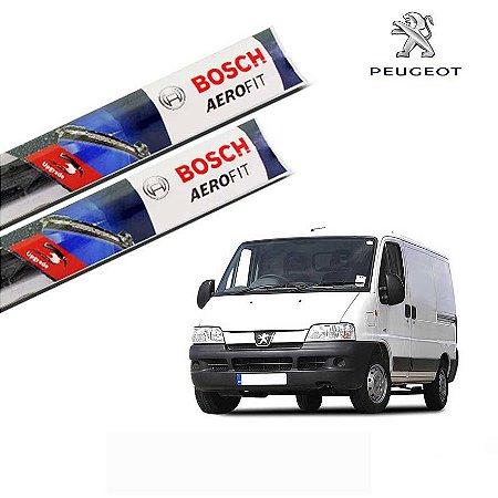 Palheta Limpador Parabrisa Boxer 2002 a 2012 Original Bosch