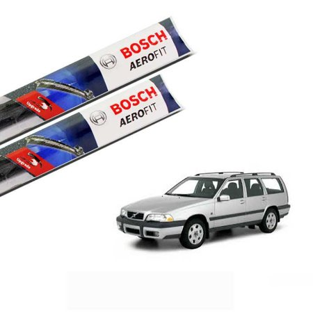 Palheta Limpador Parabrisa V70 2000 a 2004 Original Bosch