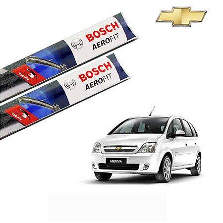 Palheta Limpador Parabrisa Meriva 2002 a 2012 Original Bosch