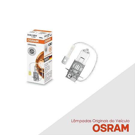 Lâmpada Osram H3 Original Line - 55w