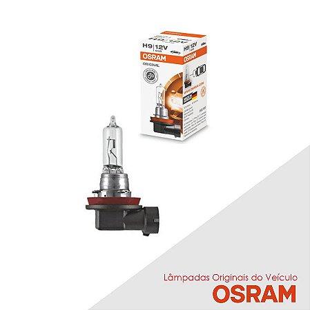 Lâmpada Osram H9 Original Line - 55w