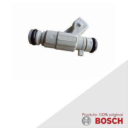 Bico Injetor Sandero 1.0 16V Hi-Power 13-17 Original Bosch