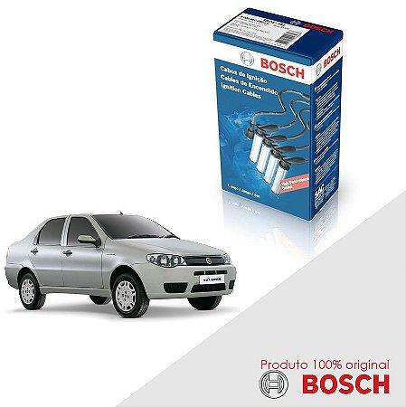 Cabo de Ignição Orig. Bosch Siena G3 1.4 8v Fire Gas 07-12