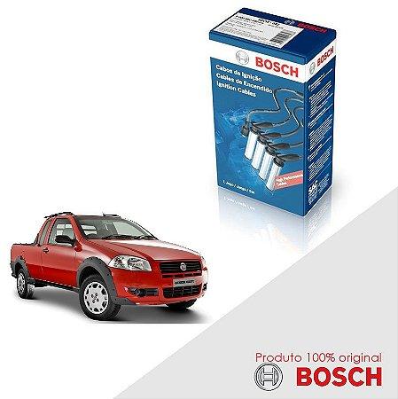 Cabo de Ignição Bosch Strada G4 1.8 16v E.torQ Flex 12-14