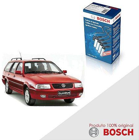 Cabo de Ignição Orig. Bosch Quantum 2.0 8v AP2000 Gas 93-96