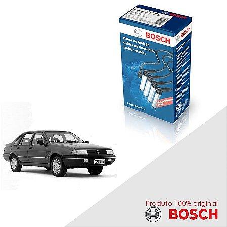 Cabo de Ignição Orig. Bosch Santana 1.8 8v AP1800 Gas 86-94