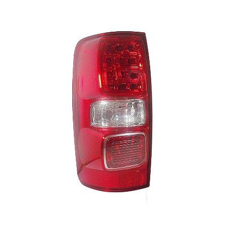 Lanterna Traseira S-10 12-16 Lado Esquerdo  Original Arteb