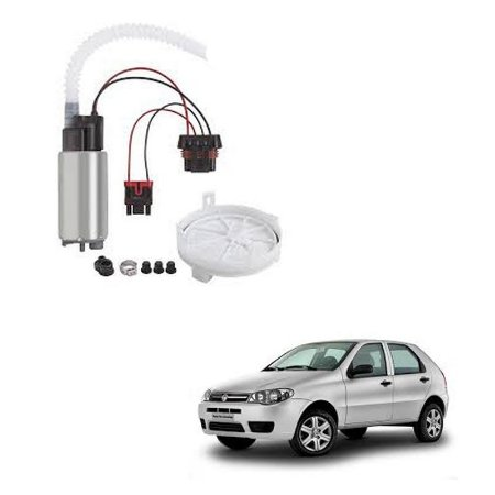 Kit Bomba Combustível Palio 1.8 MPI 8V  09-10-Flex Bosch