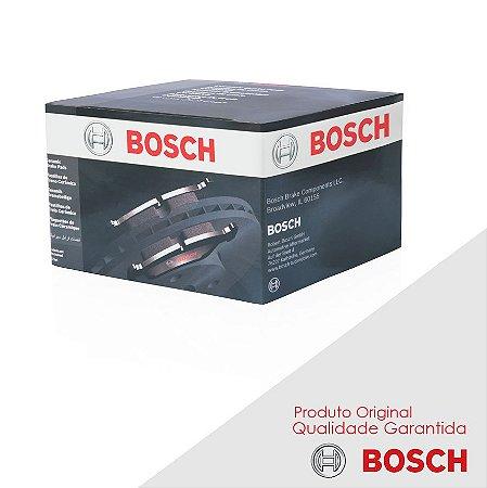 Pastilha Freio Bosch Cerâmica Hilux 2.5 3.0 02-11 Tras