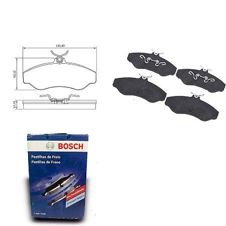 Pastilha de Freio Dianteira S10 2.2 MPFI 97-00 Orig. Bosch