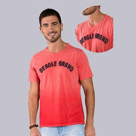 Camiseta Brand Bordado