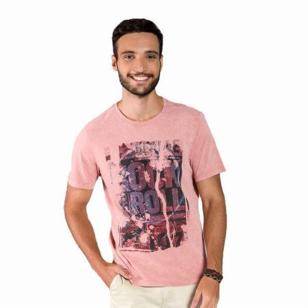 Camiseta Rock Roll