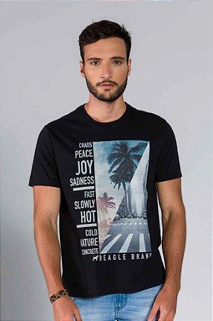 Camiseta Masculina Game Over