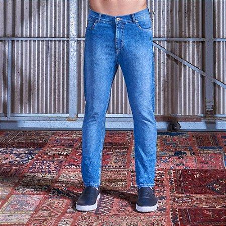 Calça Jeans Masculina Slim Texas