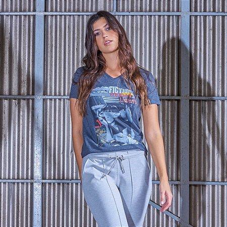 Camiseta Feminina Fiction