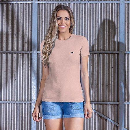 Camiseta Básica Cotton