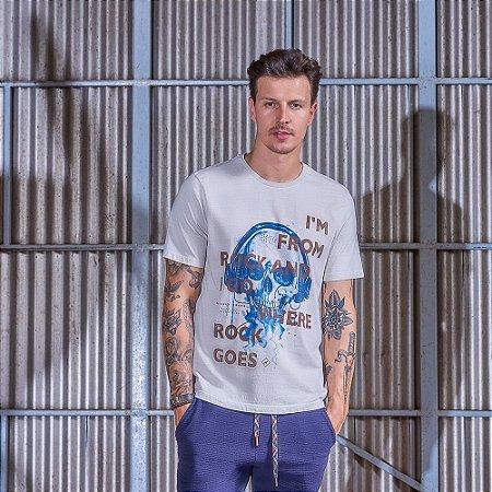 Camiseta Masculina I'm From Rock