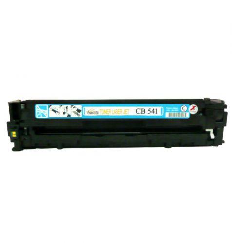 Toner Para Impressora Hp Laserjet - Cb541 Cyan Compatível Novo - Datavip -