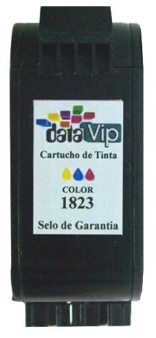 Cartucho Para Impressora Hp Deskjet E Officejet - Hp 23 (c1823) Compativel Novo - Datavip