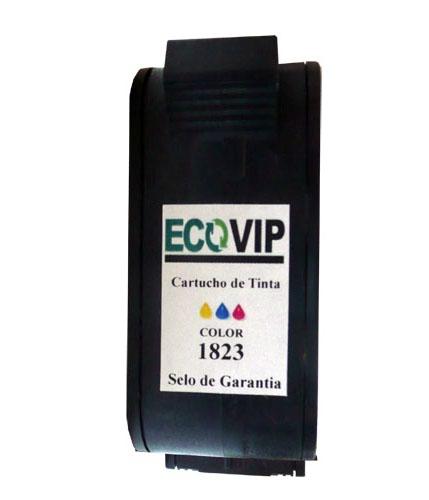 Cartucho Para Impressora Hp Deskjet E Officejet - Hp 23 (c1823) Compatível Novo - Ecovip