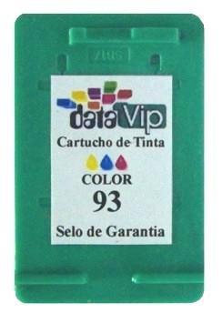 Cartucho Para Impressora Hp Deskjet E Photosmart - Hp 93 (c9361) Compativel Novo - Datavip