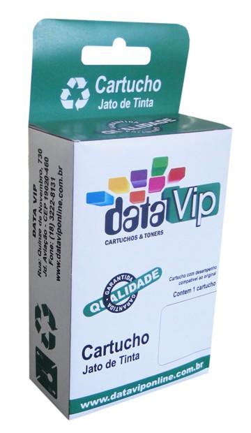 Cartucho Para Impressora Hp Deskjet E Officejet - Hp 74 (cb335) Compativel Novo - Datavip