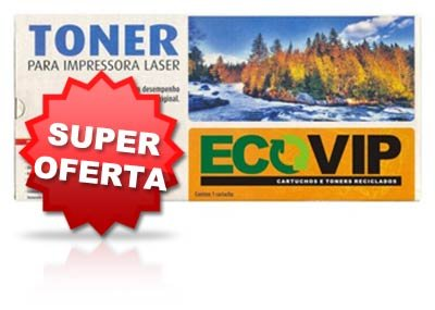 Toner Hp - Ce 255a Compativel Novo - Ecovip