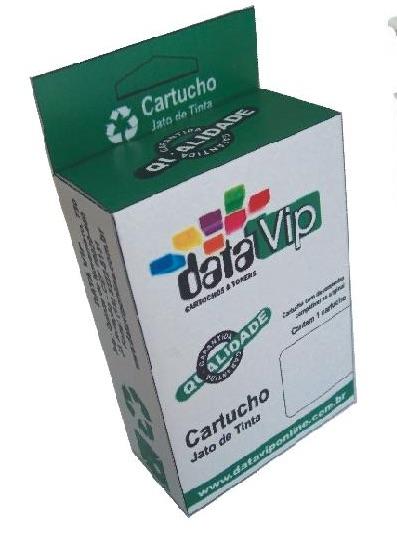CARTUCHO DE TINTA COMPATÍVEL COM HP 122XL 122 CH563HB PRETO Datavip