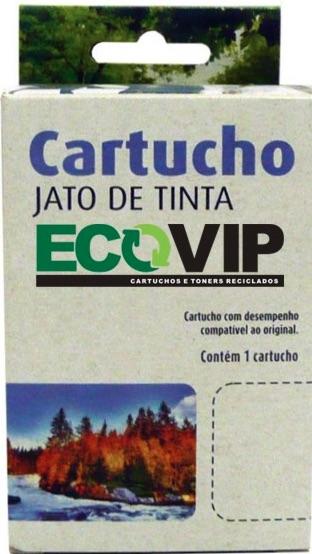 CARTUCHO DE TINTA COMPATÍVEL COM HP 122XL 122 CH563HB COLORIDO Ecovip