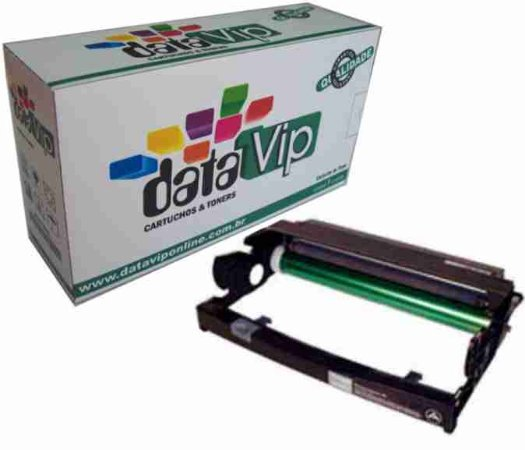 Kit Fotocondutor Lexmark E230 Compatível Datavip