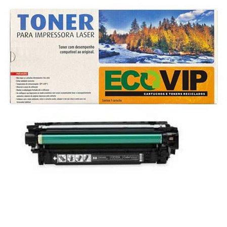 Toner Hp Ce250x Compatível Ecovip