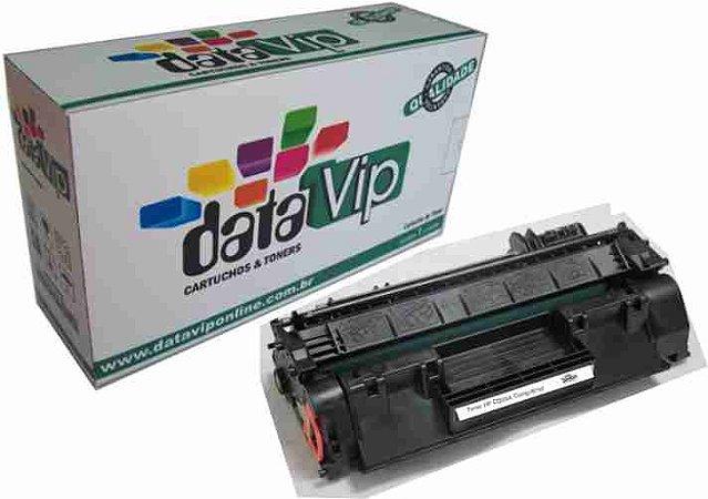 Cartucho De Toner Preto Hp Cf280a Laserjet Compatível Datavip