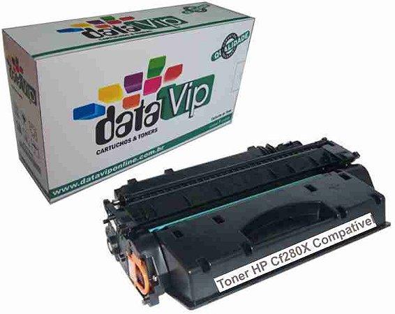 Toner Hp Cf280x Laserjet Compatível Datavip