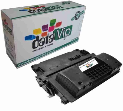 Toner Hp Ce390x Compativel Datavip