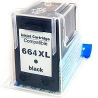 CARTUCHO DE TINTA COMPATIVEL  HP 664XL 664 PRETO F6V31AB F6V31A | - DATAVIP