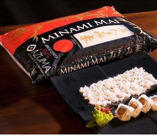Arroz Minami Mai Grão Curto 5 Kg